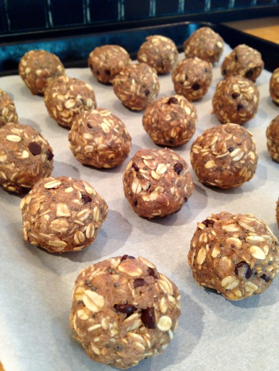 Lunch Box Energy Balls